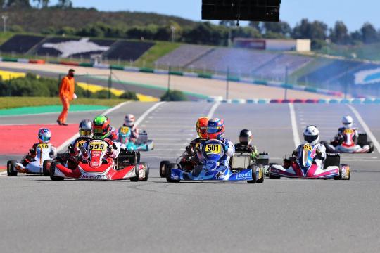 Borges, Marreiros e Martins entram a vencer na Taça de Portugal da X30 Super Shifter