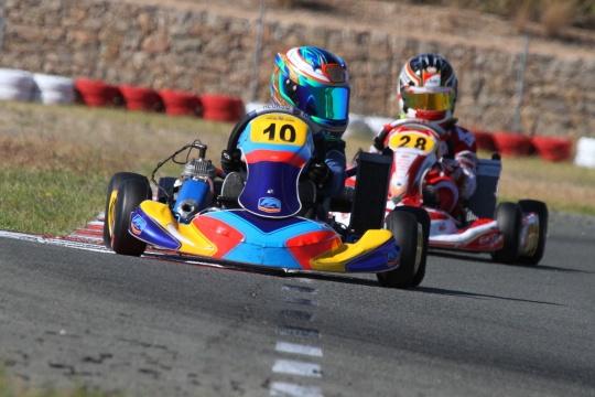 Maria Germano Neto obteve um 14.º e um 21.º lugar no Campeonato de Espanha Mini