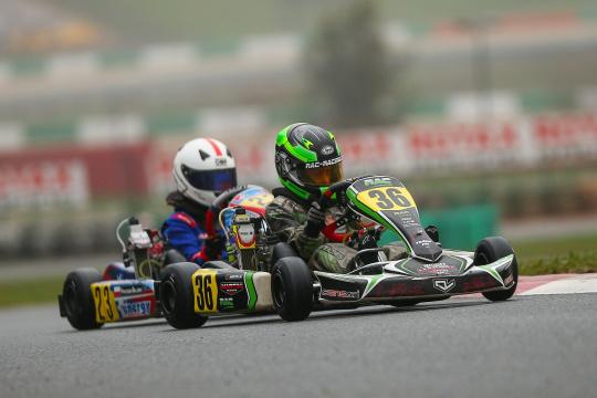 Martim Marques 14.º classificado na Pré-Final do Rotax International Trophy Micro-Max