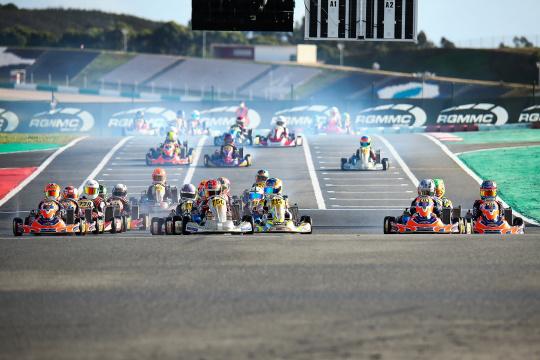 Santiago Alves do 29.º ao 13.º lugar na Final X30 Mini dos 'Iame International Games'