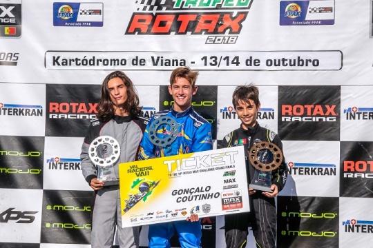 RMCP 5: Gonçalo Coutinho revalida título na Sénior com nova vitória em Viana