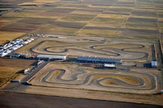 Copa Rotax será disputada em Zuera e atribui 7 lugares para as Finais Mundiais