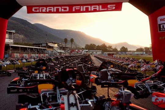 As marcas de chassis já estão definidas para o Mundial Rotax agendado para Portimão