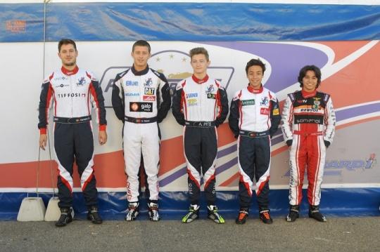 Andriy Pits sagra-se Campeão de Espanha da categoria Sénior em Motorland