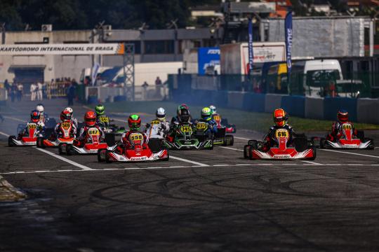 André Serafim, Ricardo Borges e Paulo Martins campeão nacionais X30 Super Shifter