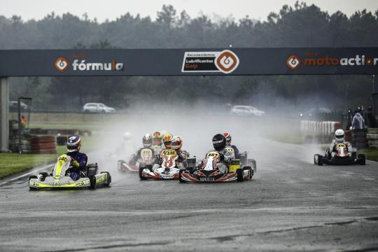 Miguel Silva conquista primeiro título no Campeonato de Portugal de Karting