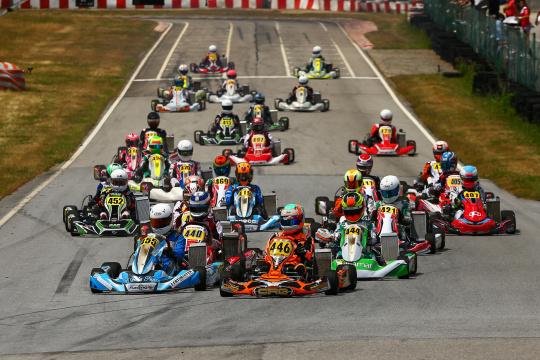 Campeonato de Portugal de Karting KIA regressa no próximo fim de semana no Bombarral