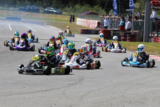 Martim Marques estreia-se a vencer no CPK da categoria X30 Mini em Viana do Castelo