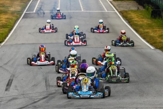 Martim Meneses garante novo triunfo no CPK da categoria X30 Mini em Baltar