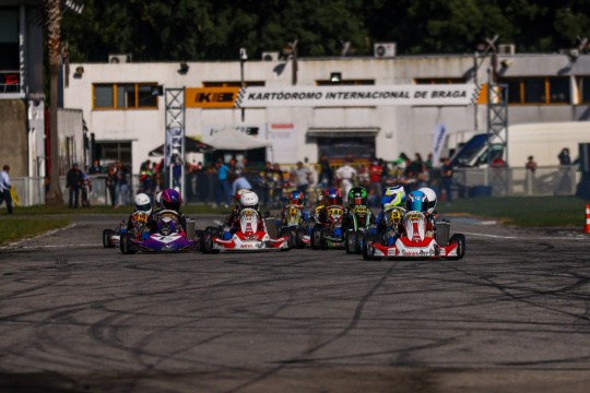 Martim Meneses campeão na X30 Mini… Gustavo da Silva venceu hoje em Braga