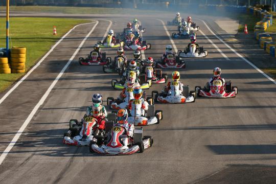 FPAK entrega direitos televisivos do Karting à GMK que terá como parceiro o AutoSport