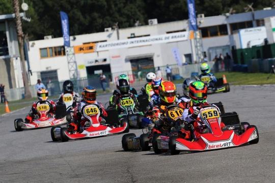 Borges, Serafim e Carvalho vencem 4.ª prova do CPK da categoria X30 Super Shifter