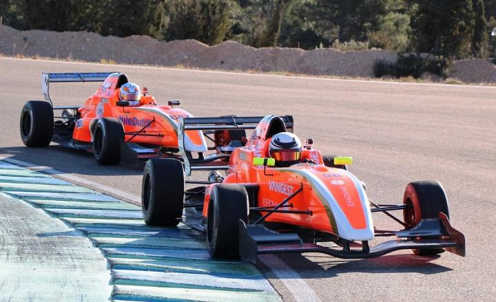 Henrique Chaves confirmado na Fórmula Renault 2.0