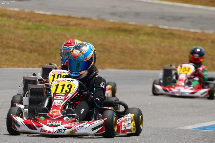 José Barros garante positivo 13.º lugar na Final do Mundial Rotax Mini-Max