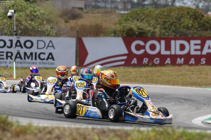 Christian Costoya 11.º classificado na Final do Mundial Rotax Micro-Max