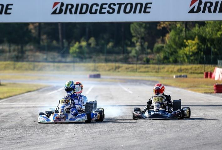 Alexandre Areia domina categoria X30 Sénior no Troféu Bridgestone 2017