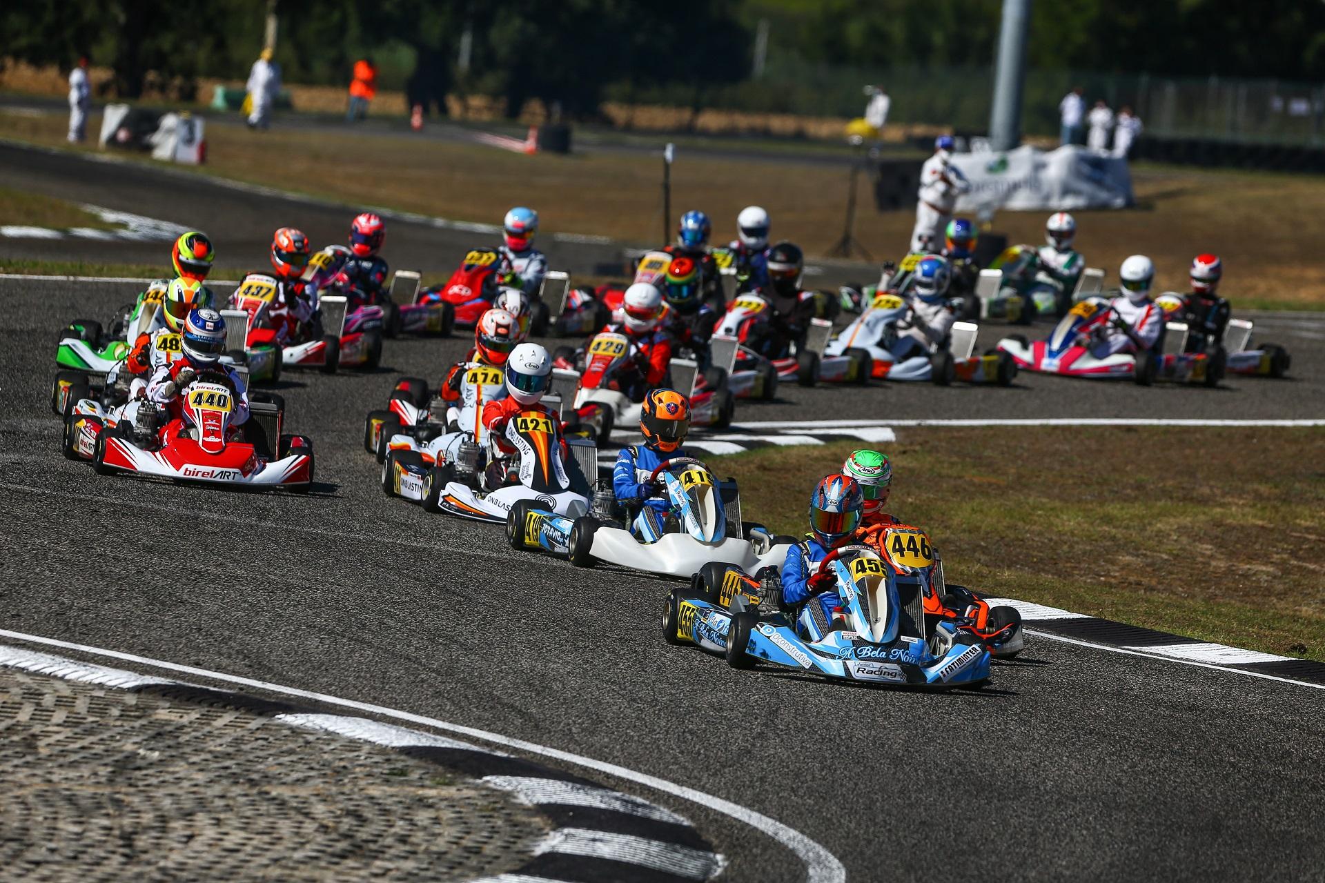 Campeonato de Portugal de Karting KIA atribuíra títulos no próximo fim de semana em Braga