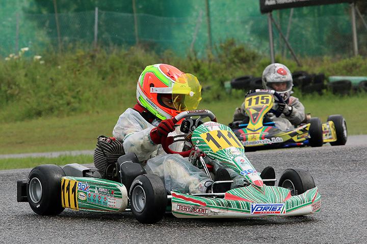Rodrigo Leitão triunfa na prova de abertura do TREKO na categoria Juvenil