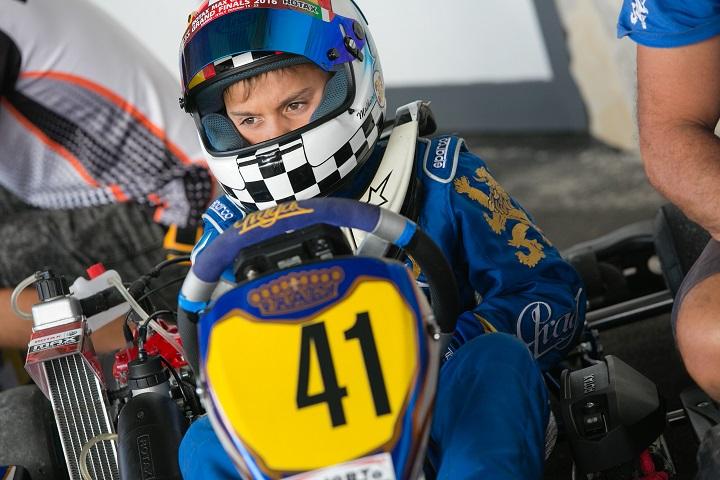 RMCGF: Adrian Malheiro vai largar da 5ª posição na Pré-Final da categoria Micro-Max