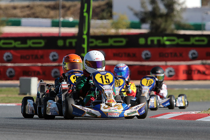 João Oliveira 13º na Final do 'Mundial' Rotax da categoria Micro-Max