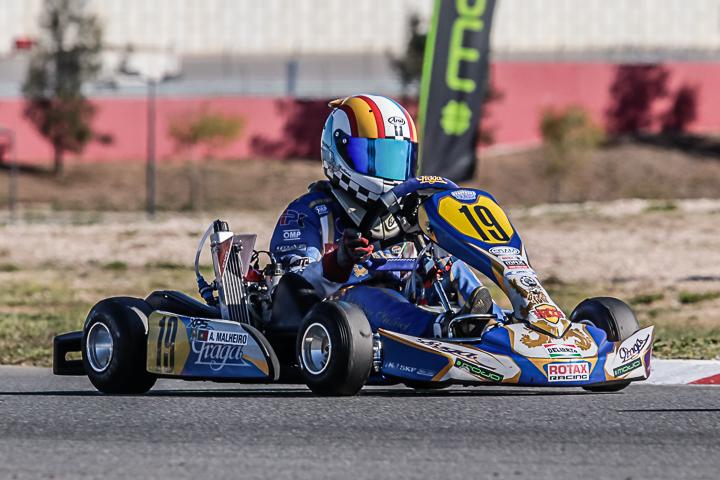 RMCGF: Adrian Malheiro vai largar da 'pole' na Pré-Final da categoria Micro-Max