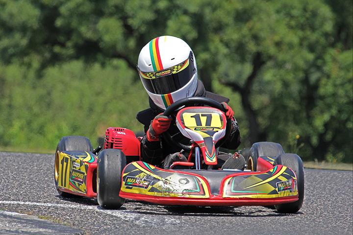 Manuel dos Santos garante lugar mais alto do pódio na segunda prova do TREKO