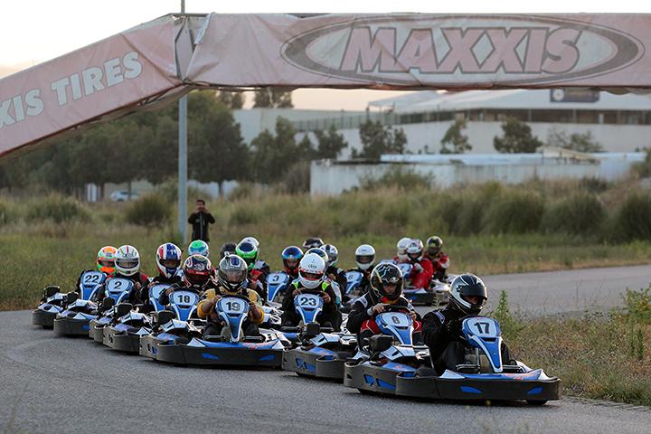 Primeiras provas SWS PT de apuramento para as Finais Mundiais disputadas no Campera Karting