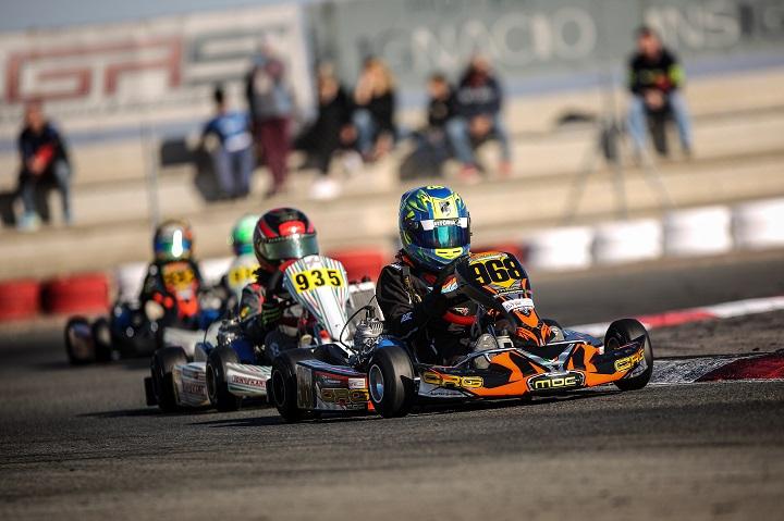 José Pinheiro, Maria Germano e Rodrigo Seabra na Final X30 Mini da Winter Cup