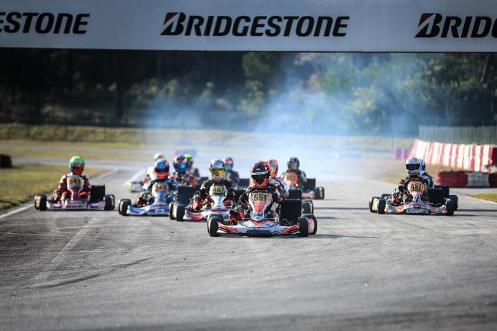 Ilídio Fernandes imparável na Super Shifter do Troféu Bridgestone 2017
