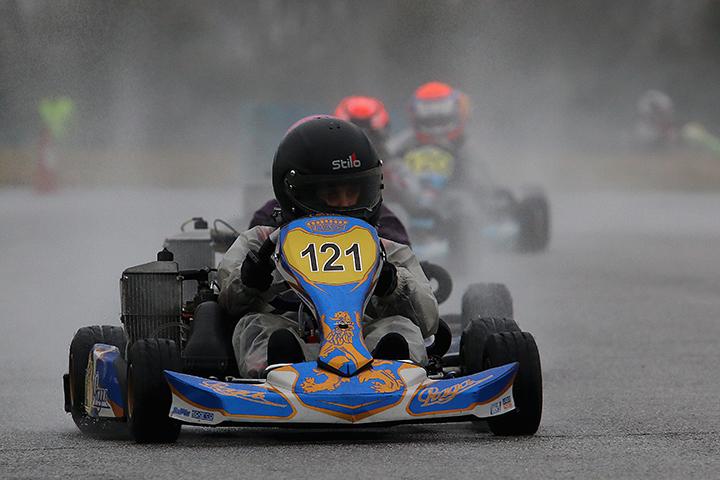Francisco Vilaverde estreia-se a vencer na Mini-Max