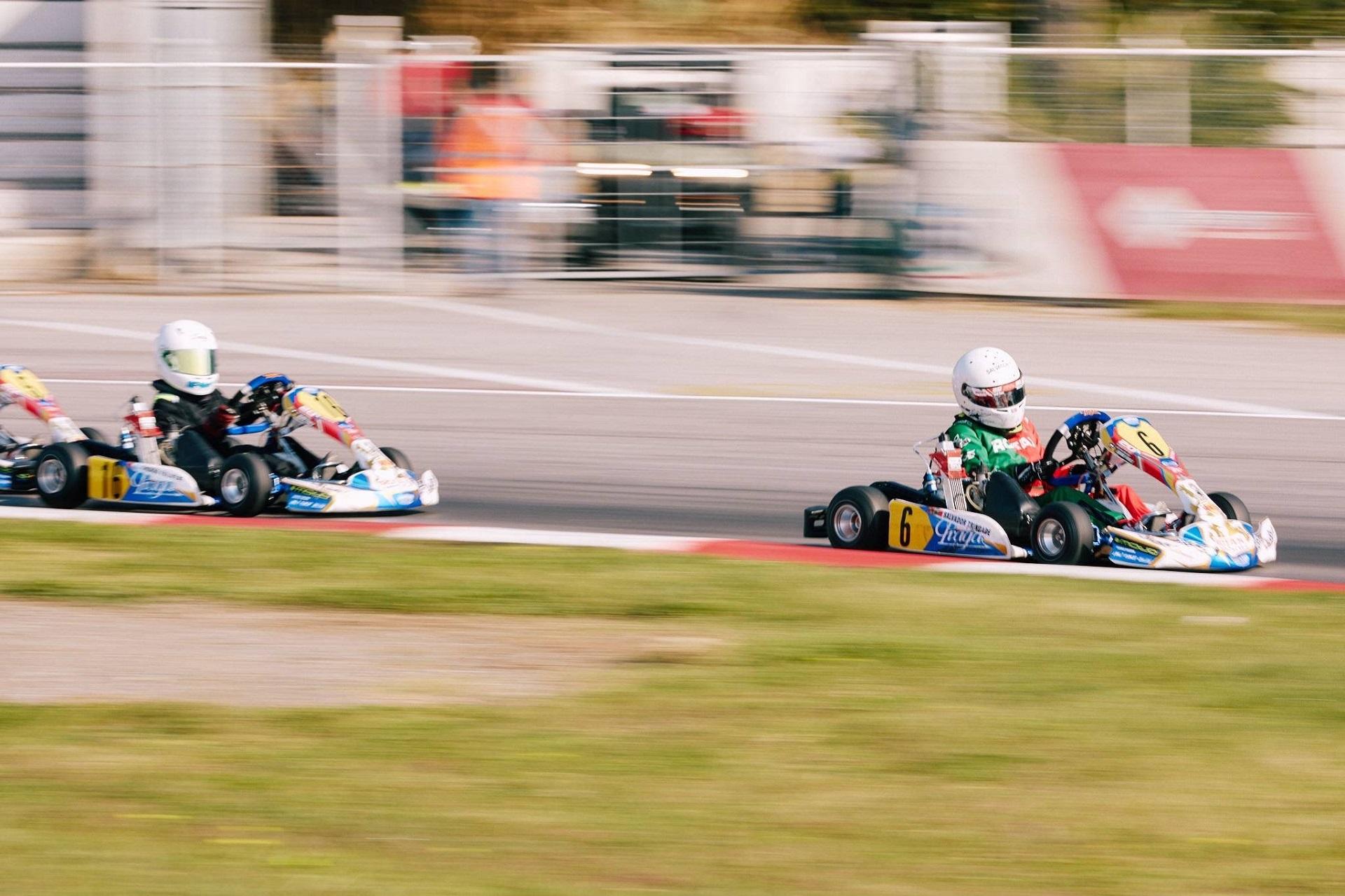 Incidente faz Salvador Trindade ser 28.º na Pré-Final do Mundial Rotax Micro-Max