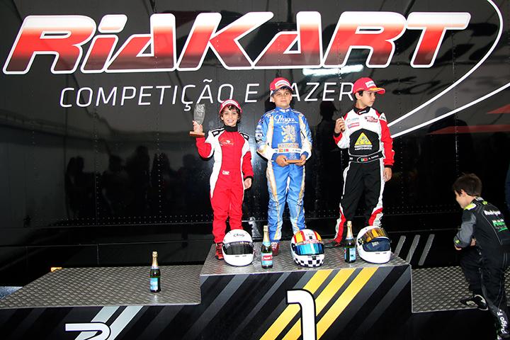Adrian Malheiro garante mais um triunfo no Campeonato Nacional Cadete
