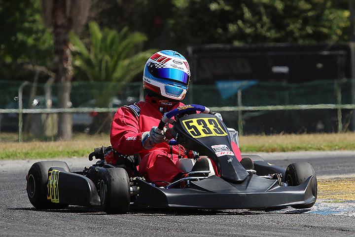 Treze portugueses nas Series Rotax e Vítor Mendes faz a sua estreia na competição