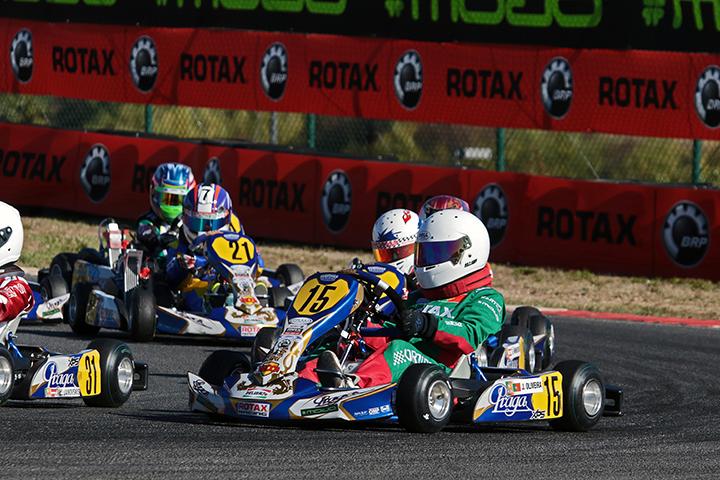 RMCGF: João Oliveira vai arrancar da 24ª posição na Final da categoria Micro-Max