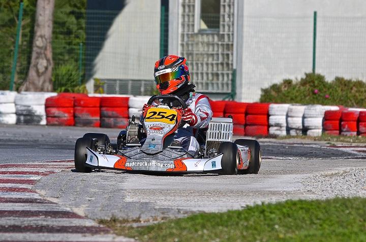 João Ferreira vitorioso na categoria X30 da Taça Bridgestone em Viana do Castelo