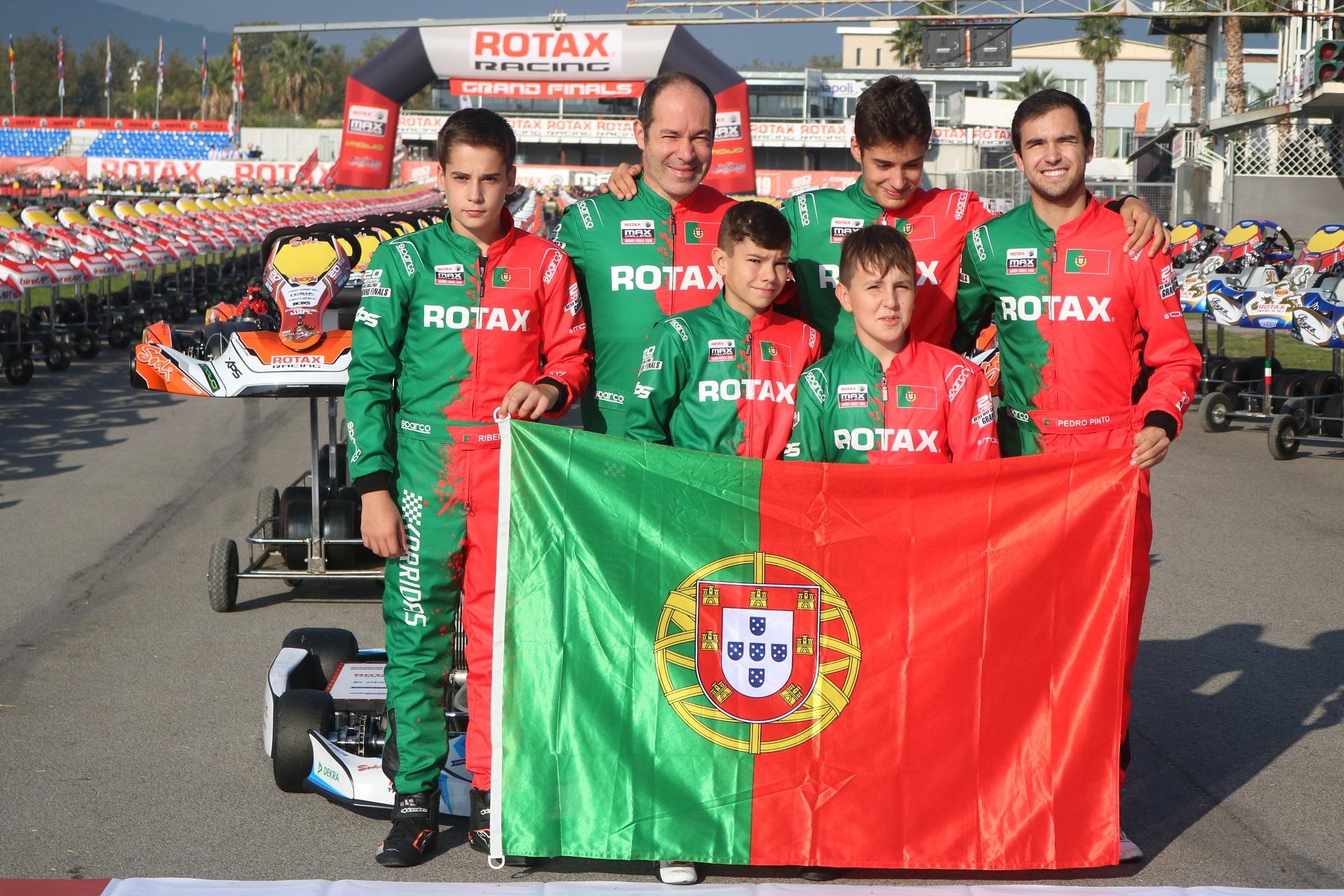 Quem são os seis portugueses que estão a defender as cores nacionais em Itália