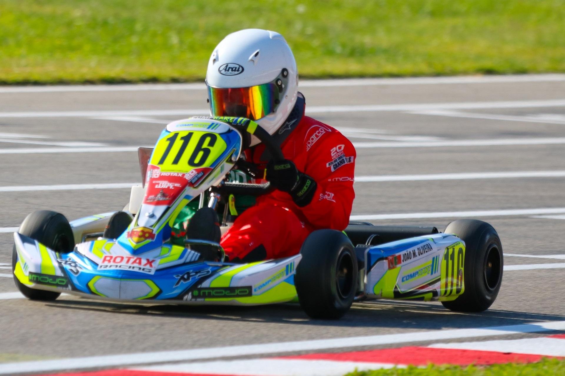 João Miguel Oliveira vai largar da 20.ª posição na Pré-Final do Mundial Mini-Max