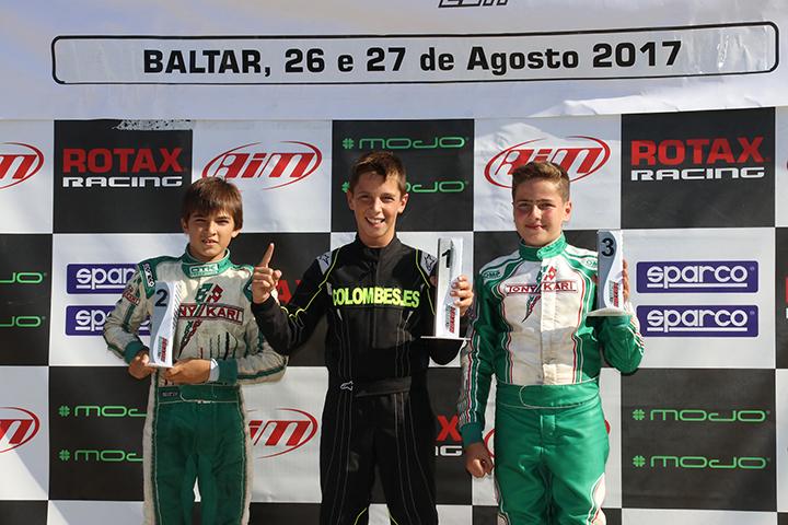 RMCP: Segunda vitória de Aguilera na Mini-Max… David Simões conserva liderança