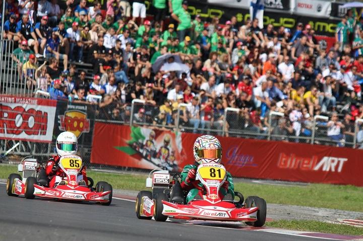 RMCGF: Afonso Ferreira termina Mundial Rotax na 31ª posição da categoria Mini-Max