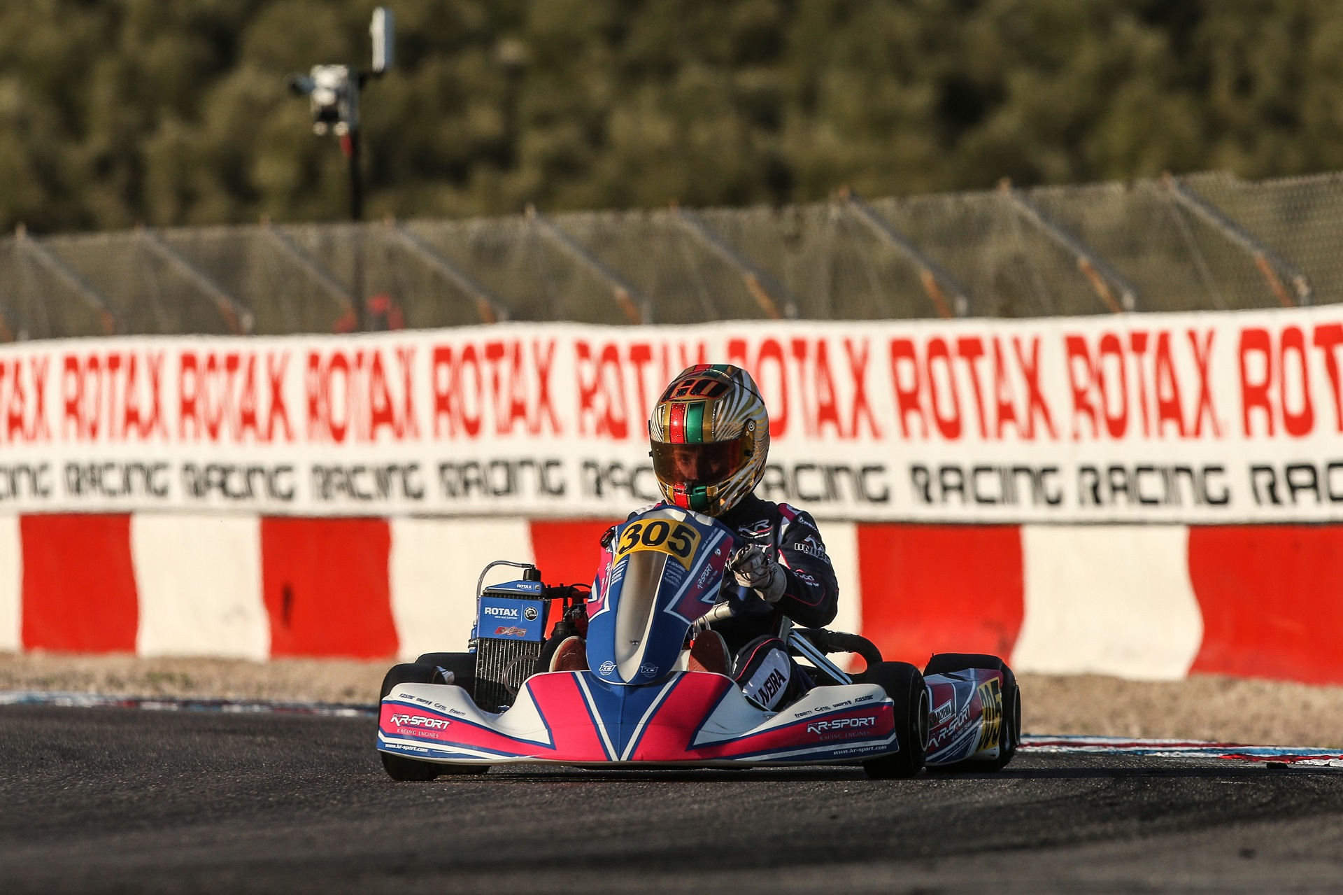 Guilherme de Oliveira qualifica-se para as Finais da Rotax Winter Cup Sénior Max