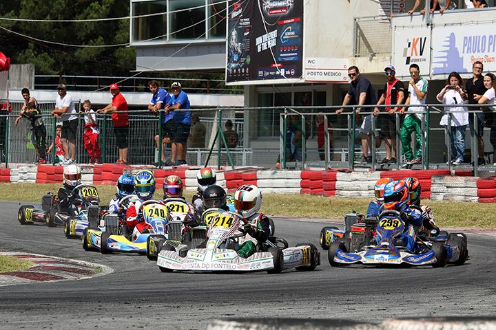 RMCP: Guilherme de Oliveira reforça liderança na Júnior com duas vitórias