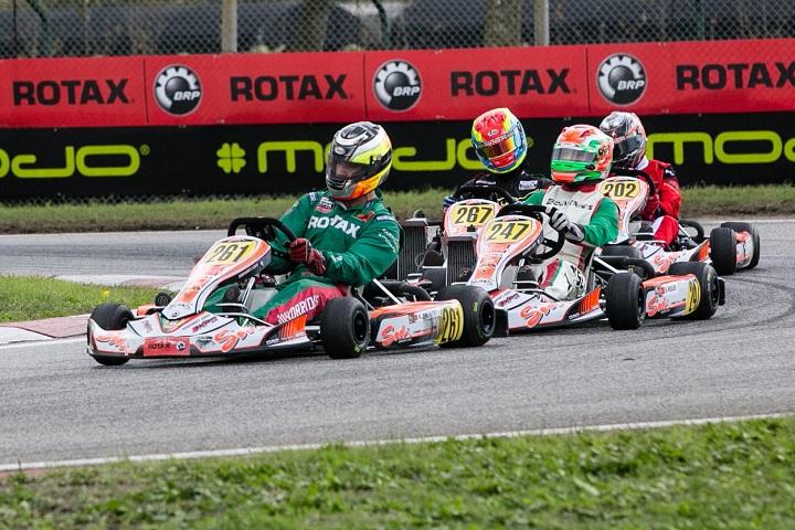 RMCGF: Bruno Borlido bem posicionado para garantir um lugar na Final da Sénior Max