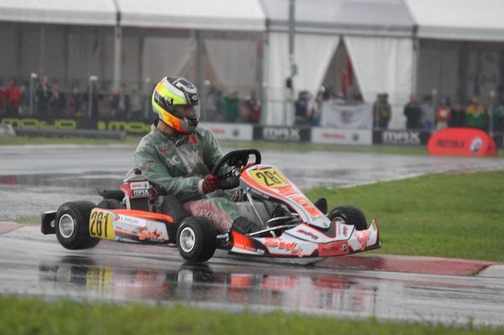 RMCGF: Bruno Borlido apurado para a Final da categoria Sénior Max