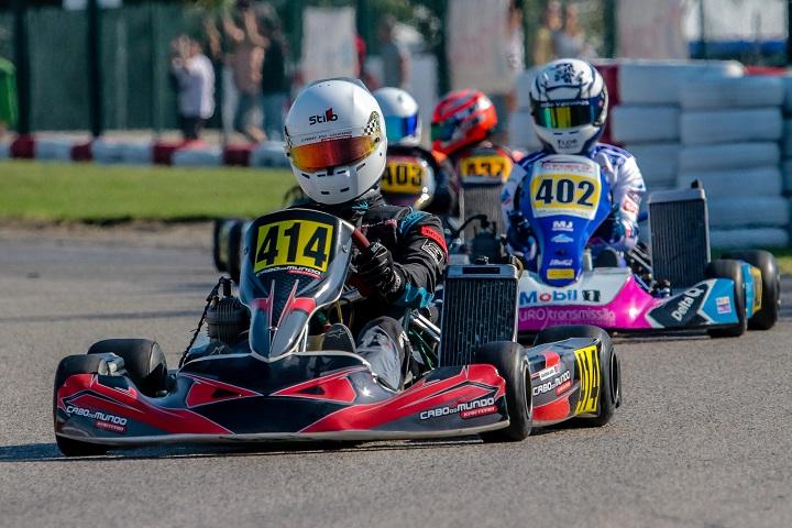 Correção: Manuel Leão garante 3º lugar no Campeonato de Portugal de Karting KIA