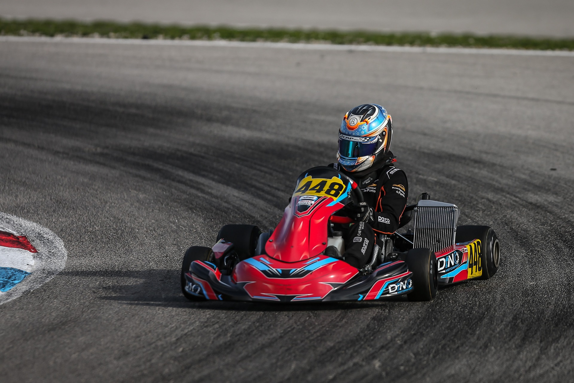 José Barros 18.º classificado na Rotax Winter Cup da categoria DD2