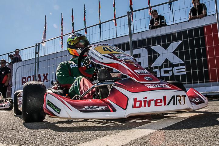 Bruno Borlido 9º na categoria DD2 do 'Mundial Rotax' em Portimão