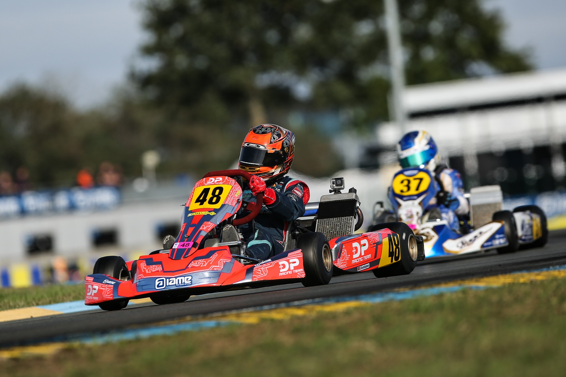 Ivan Domingues vence Final C e recupera 25 lugares na Final B do Mundial Iame Júnior