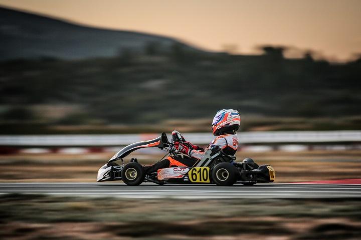 Rita Teixeira 10.ª classificada nos 'cronos' da X30 Super Shifter na Winter Cup 2019