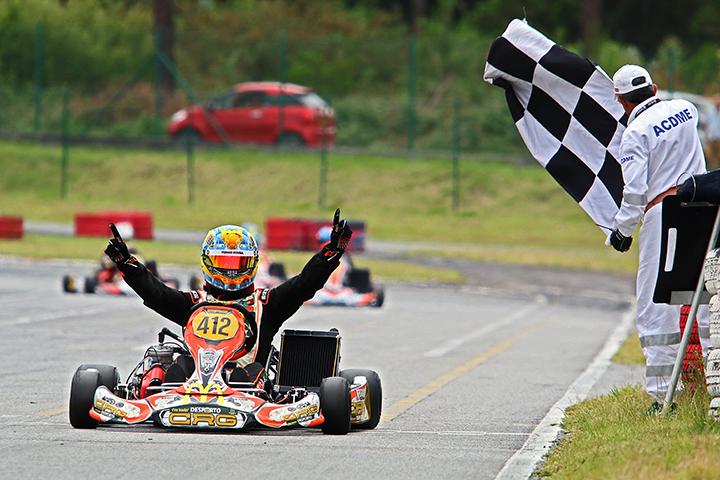 'Tri' de Yohan Sousa na X30 Shifter Júnior e Hugo Marreiros vence na Master