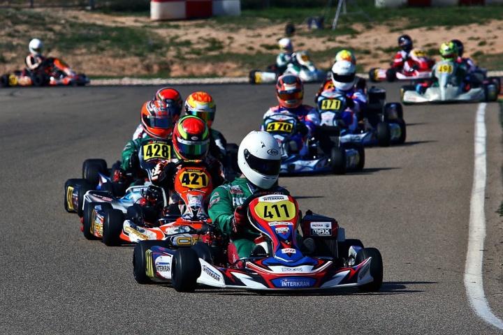 Bruno Borlido vence e Mariano Pires encerra pódio nas Series Rotax DD2